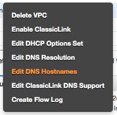 DNS Name Failover for Highly Available AWS Services